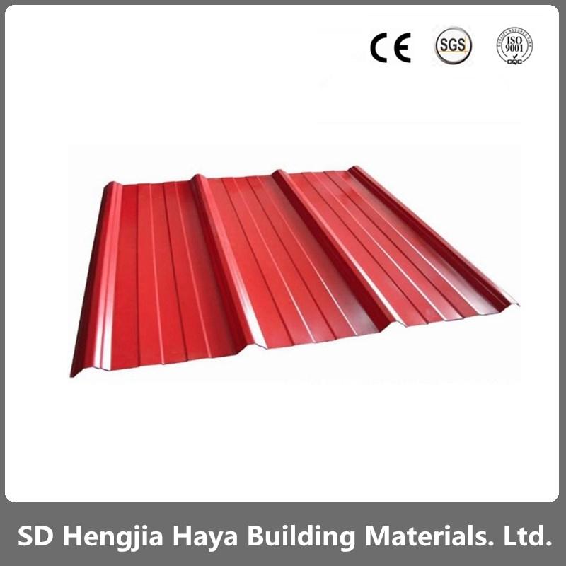 彩钢瓦(红色)