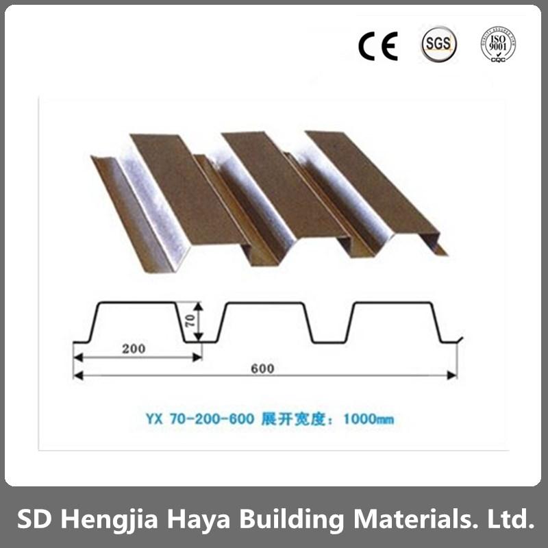 600型楼承板