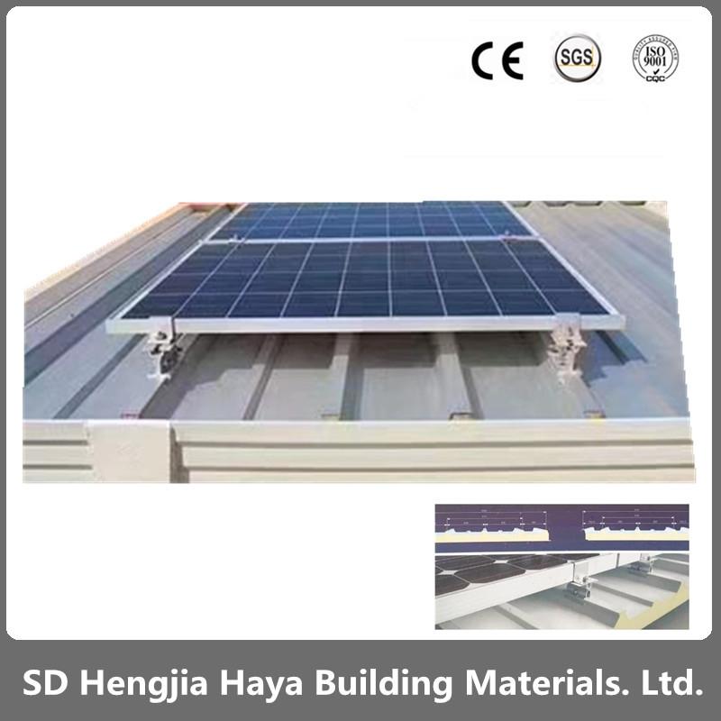 太阳能聚氨酯复合板